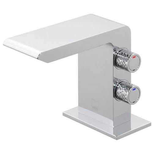 Vado Omika Mini Mono Basin Mixer Tap (Chrome).
