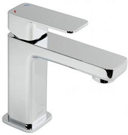 Vado Phase Mini Mono Basin Mixer Tap (Chrome).
