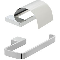 Vado Phase Bathroom Accessories Pack A09 (Chrome).