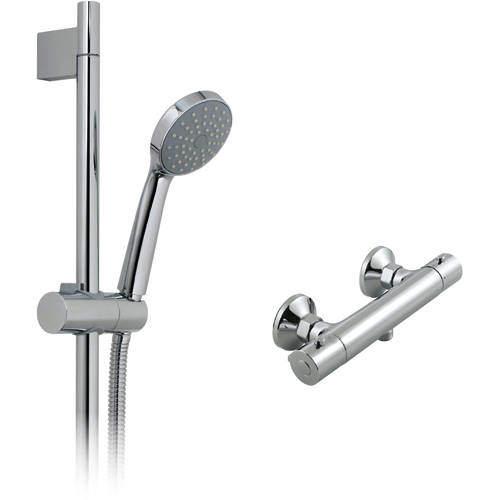 Vado Shower Packs Prima Thermostatic Shower Pack (Chrome).