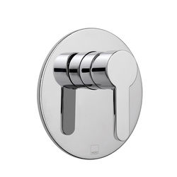 Vado Sense Manual Shower Valve With 1 Outlet (Chrome).