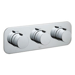 Vado Altitude Thermostatic Shower Valve With 3 Outlets & All Flow.