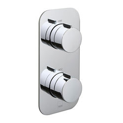 Vado Altitude Thermostatic Shower Valve With 2 Outlets & All Flow.