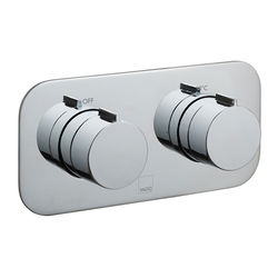 Vado Altitude Thermostatic Shower Valve With 1 Outlet (Chrome).