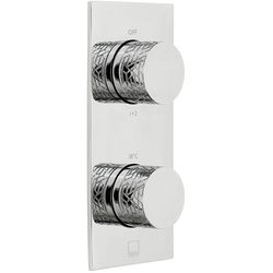 Vado Omika Thermostatic Shower Valve With 1 Outlet (Chrome).