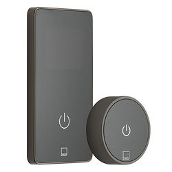 Vado Sensori SmartTouch Shower With Wireless Remote (Pumped, 2 Outlet).