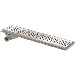 VDB Channel Drains Shower Channel With Rotational Outlet 800x150.