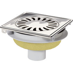 VDB Shower Drains ABS Shower Drain 146x146mm.
