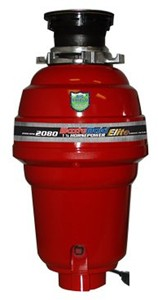 WasteMaid Elite 2080 Waste Disposal Unit With Continuous Feed (Premium).