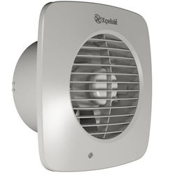 Xpelair Simply Silent Extractor Fan With Timer & Humidistat (150mm).