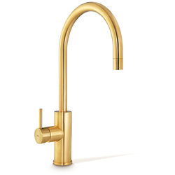 Zip HydroTaps Arc Mixer Kitchen Tap (Brushed Gold).