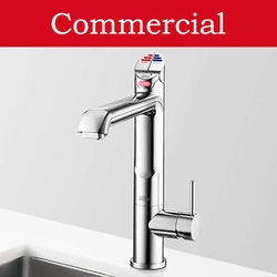 Zip G4 Classic 5 In 1 HydroTap For 21 - 40 People (Bright Chrome, Mains).