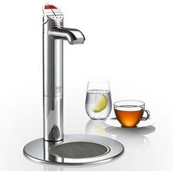 Zip G4 Classic Filtered Boiling Tap & Integrated Font (Bright Chrome).