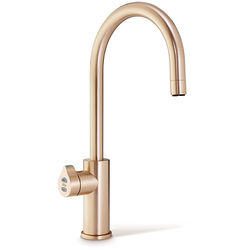 Zip Arc Design Filtered Boiling Hot & Chilled Water Tap (Brushed Rose Gold).