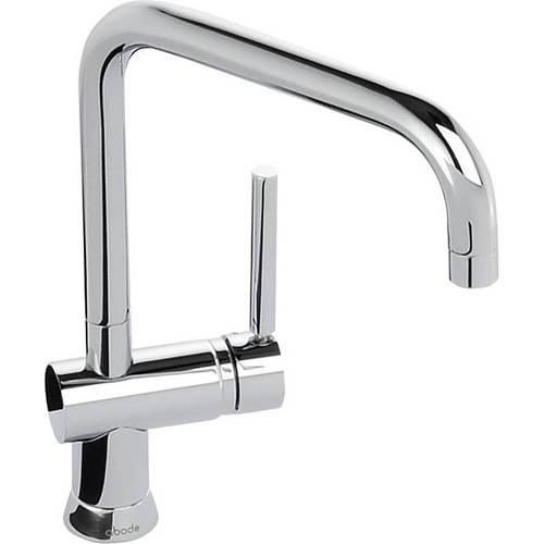 Additional image for Tuscana Single Lever Kitchen Tap (Chrome).