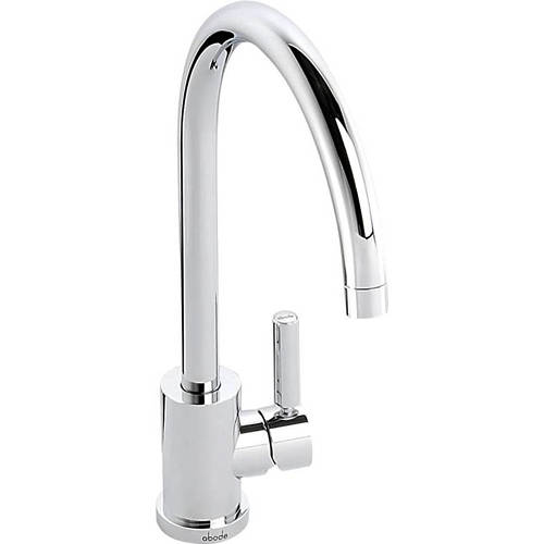 Additional image for Atlas Single Lever Kitchen Tap (Chrome).