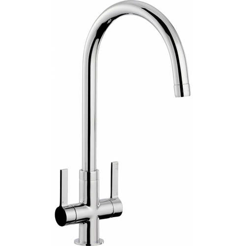 Additional image for Pico Monobloc Kitchen Tap (Chrome).