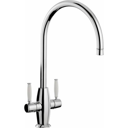 Additional image for Harrington Monobloc Kitchen Tap (Chrome).