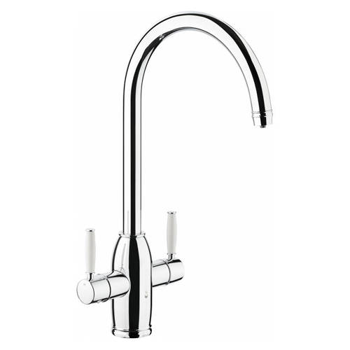 Additional image for Province Kitchen Tap, Boiling, Hot, Cold & Filtered (Chrome).