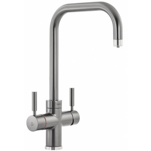 Additional image for 3 In 1 Boiling Water Filtered Kitchen Tap (Graphite).