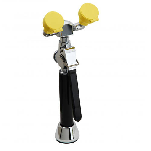 Additional image for Deck Mounted Stay Open Drench Handset With Twin Spray.