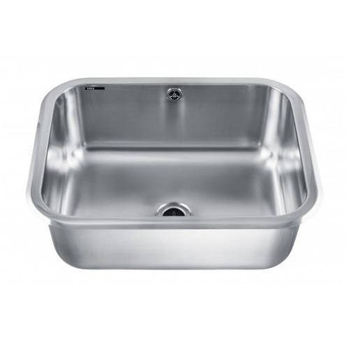 Additional image for Plain Front Insert Utility Sink 560x460mm (S Steel).