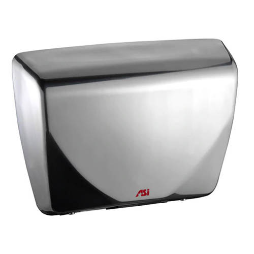 Additional image for Wall Mounted Electric Hand Dryer (Stainless Steel).