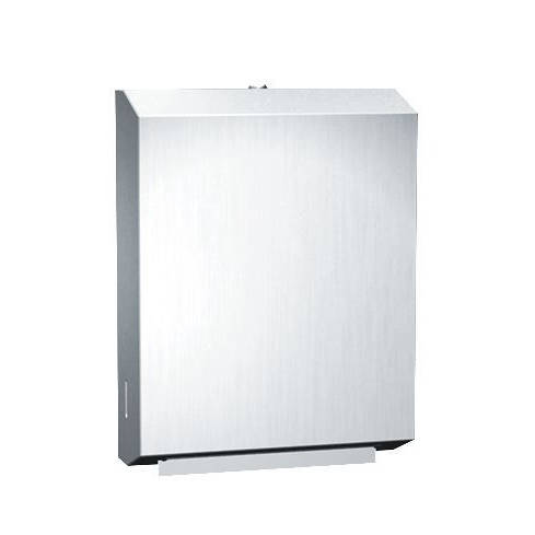 Additional image for Large Paper Towel Dispenser (Stainless Steel).