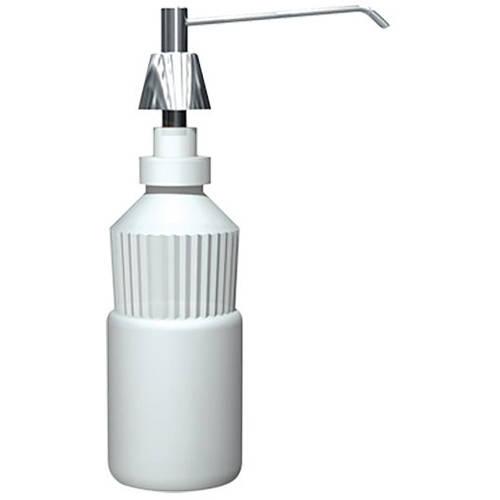 Additional image for Countertop Liquid Soap Dispenser 0.9L (152mm Spout, Chrome).