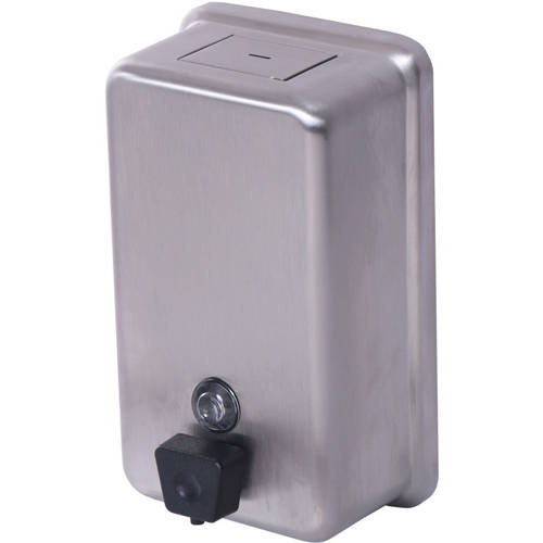 Additional image for Liquid Soap Dispenser 1.2L (Stainless Steel, Vertical).