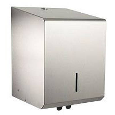 Additional image for Centrefeed Paper Towel Dispenser (Stainless Steel).