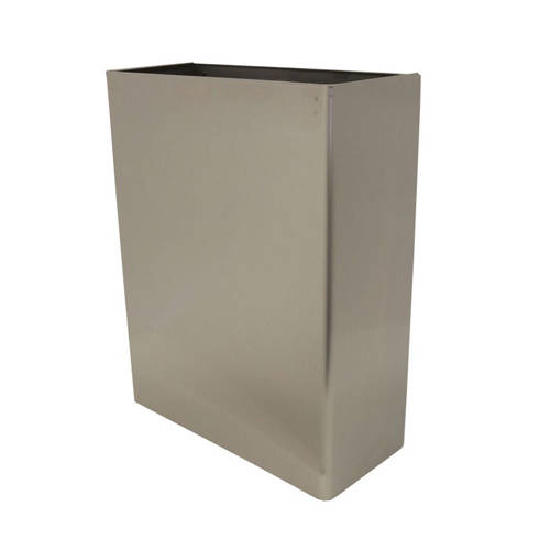 Additional image for Large Waste Bin (Stainless Steel).
