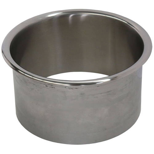 Additional image for Countertop Waste Chute (230mm, Stainless Steel).