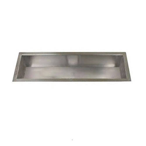 Additional image for Inset Wash Trough 1150mm (Stainless Steel).
