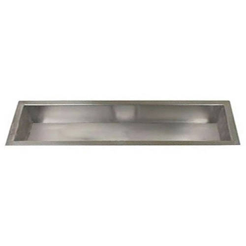 Additional image for Inset Wash Trough 2050mm (Stainless Steel).