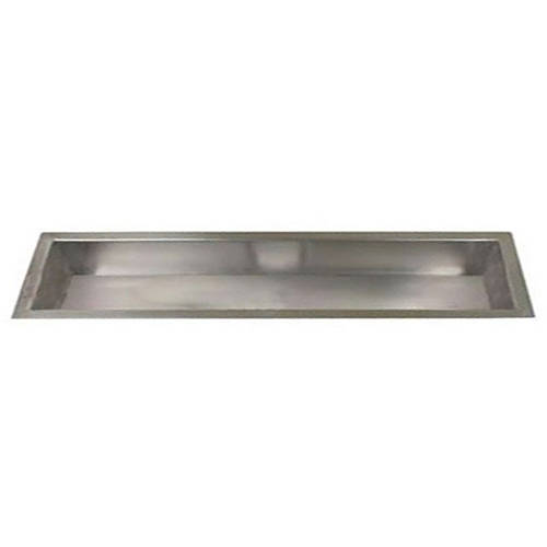 Additional image for Inset Wash Trough 2350mm (Stainless Steel).