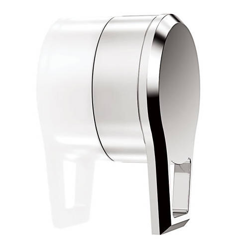 Additional image for Digital Shower Pack 48 (Chrome Astratta Handles, HP).