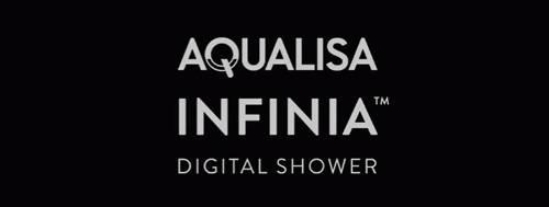 Additional image for Digital Shower Pack 56 (Chrome Tondo Handles, HP).