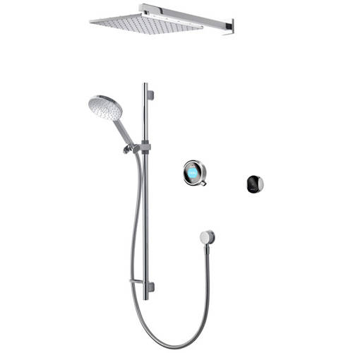 Additional image for Smart Shower Pack 07C With Remote & Chrome Accent (HP).