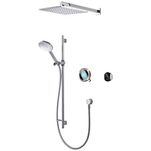 Additional image for Smart Shower Pack 07N With Remote & Nickel Accent (HP).