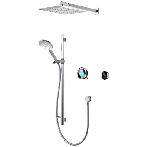 Additional image for Smart Shower Pack 07RG With Remote & Rose Gold Accent (HP).