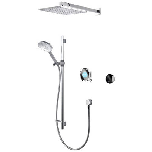 Additional image for Smart Shower Pack 07W With Remote & White Accent (HP).
