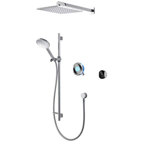 Additional image for Smart Shower Pack 08BL With Remote & Blue Accent (Gravity).