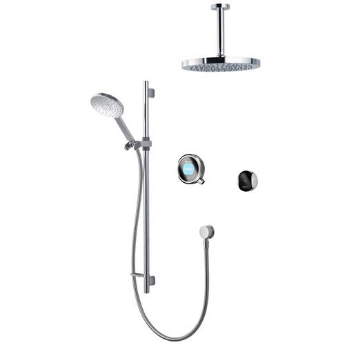 Additional image for Smart Shower Pack 11GR With Remote & Grey Accent (HP).