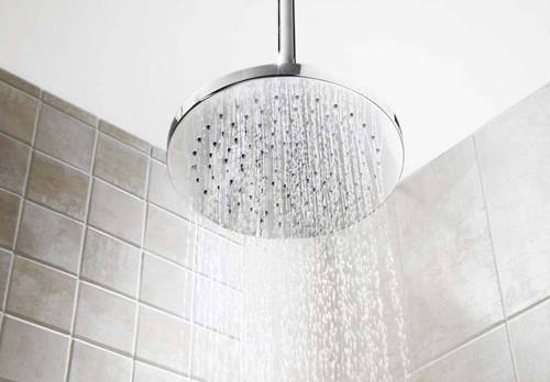 Additional image for Digital Shower With Remote & 200mm Fixed Head (HP).