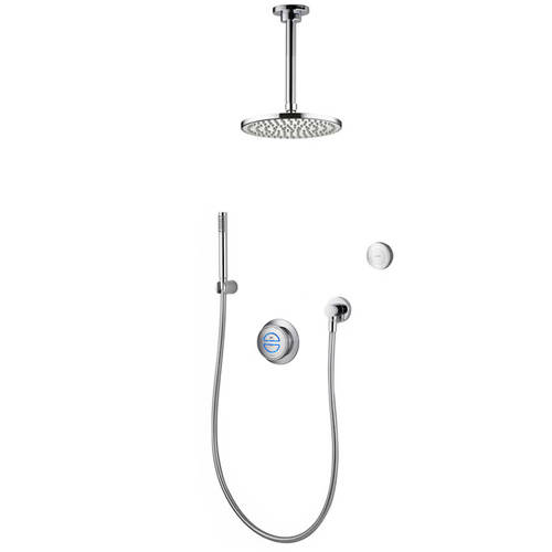 Additional image for Digital Shower With Remote, Hand Shower & Fixed Head (GP).