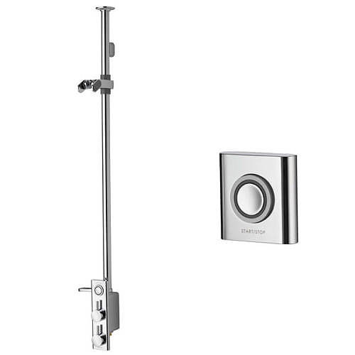 Additional image for Exposed Smart Shower Valve With Remote Control (Gravity).