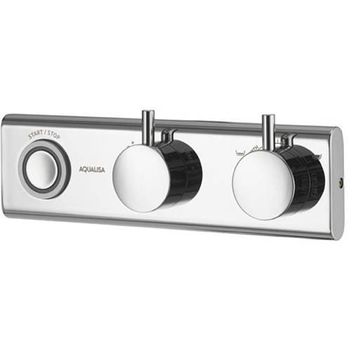 Additional image for Digital Smart Bath Filler / Hand Shower Valve (HP, Combi).
