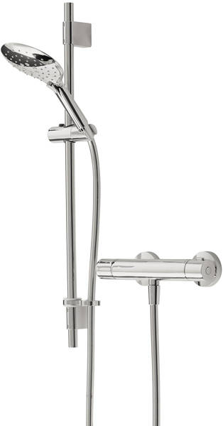 Additional image for Thermostatic Bar Valve With Adjustable Riser & Handset.