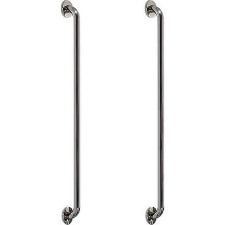 Additional image for 2 x Shower Grab Rail Pack 900mm (Stainless Steel).